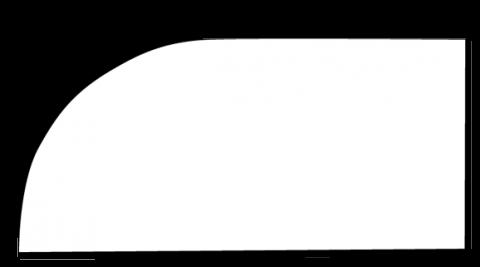 Harris Door Lip Profile HLP-40