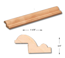 Harris Door Moldings 290