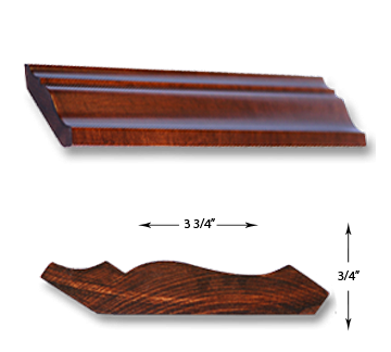 Harris Door Moldings 195